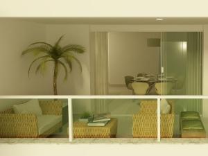 05 varanda gourmet - La Musique - Consciente bambuí imóveis em Goiânia
