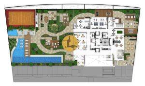 14 - Icone residence, 3 quartos,3 suites,jardim goias, goiania,parque,flamboyant,tel.,apartamento