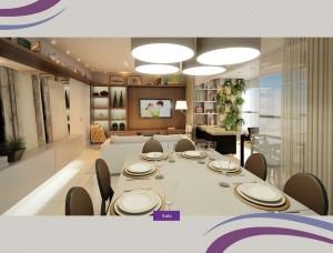 apartamento 3Q goiania - Atmosphere (18)