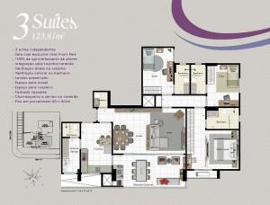 apartamento 3Q goiania - Atmosphere (23)