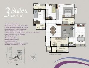 apartamento 3Q goiania - Atmosphere (24)