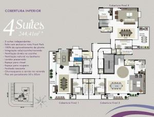 apartamento 3Q goiania - Atmosphere (26)