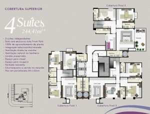 apartamento 3Q goiania - Atmosphere (27)
