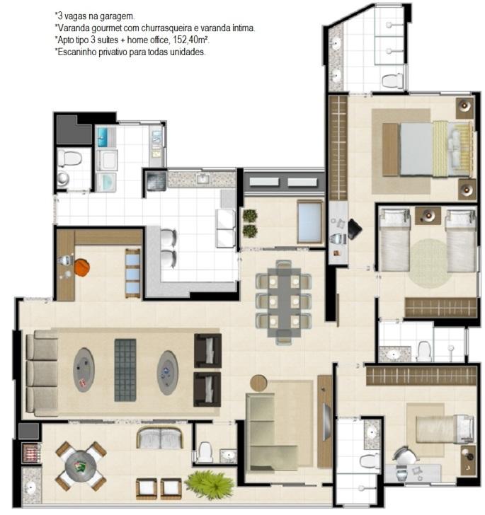19 - Planta-apartamento-4-suites-2