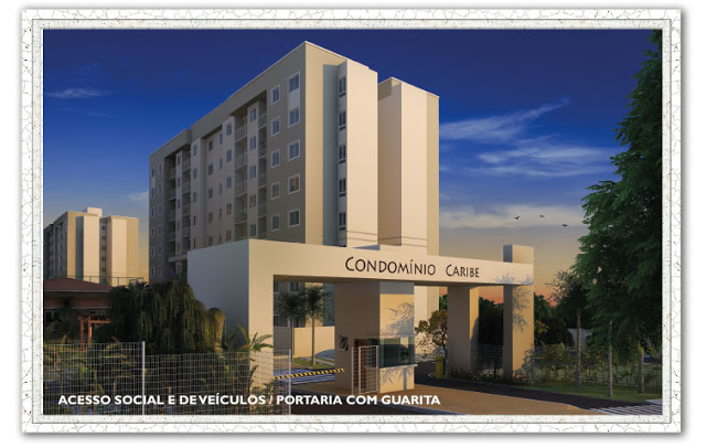 parque américa bairro planejado residencial caribe aparecida de goiania