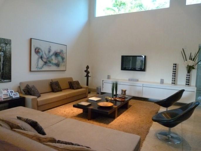 Várias casas e sobrados a venda no Condomínio Aldeia do Vale em Goiânia 4 suites
