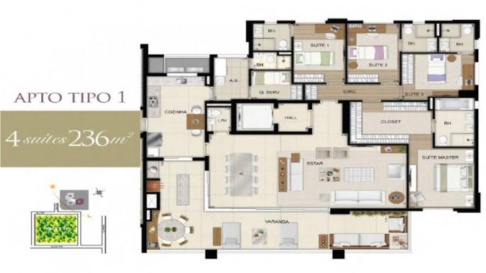18 - Wonderful Residence praca t 23