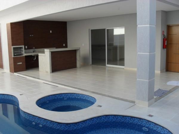Sobrado novo 4 quartos Jardins Verona Goiania a venda – Condomínios