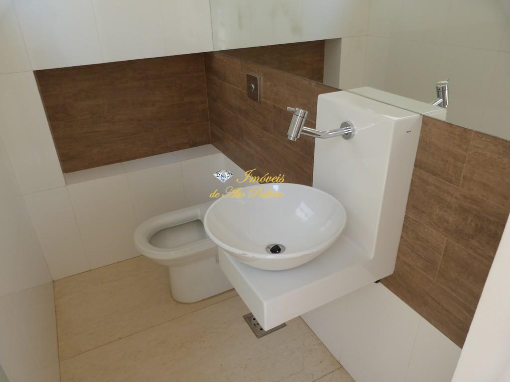 26 banheiro jardins paris goiania – Condomínios Alphaville Aldeia  #4A3420 1024x768 Banheiro Acabamento